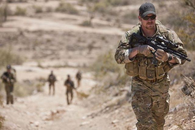 В США застрелен легендарный снайпер по кличке «Дьявол»