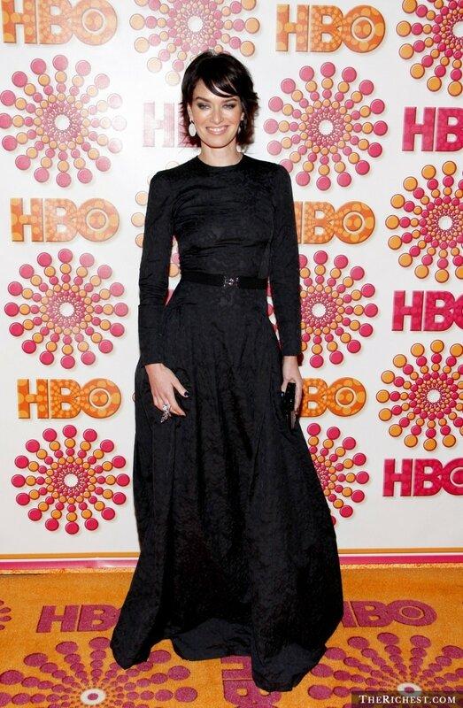 Лина Хиди - $1,5 млн. актер, игра престолов, капитал