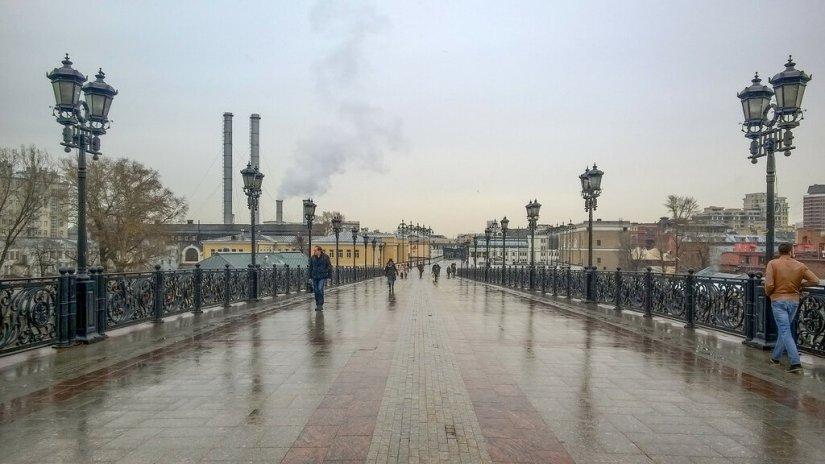 Патриарший мост, Москва