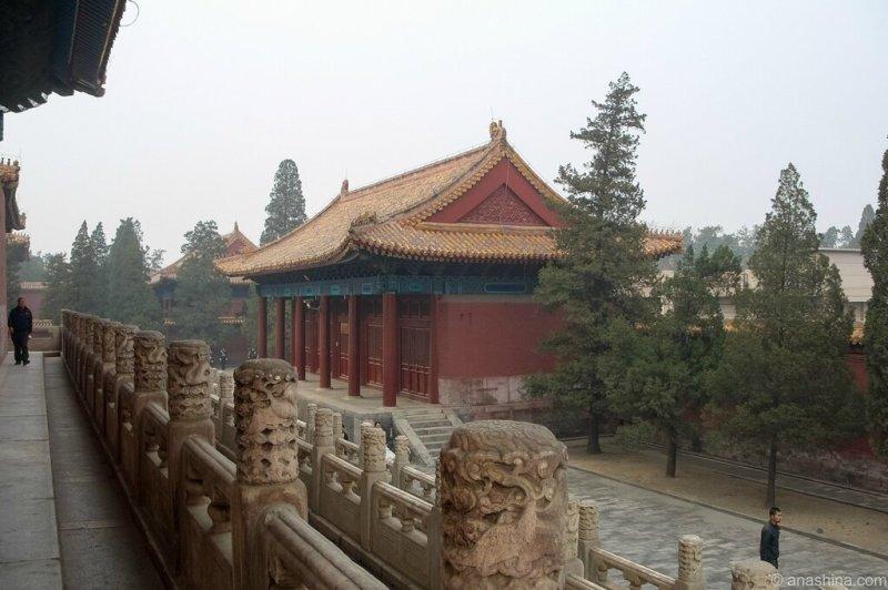 Храм Императорских Предков, Пекин