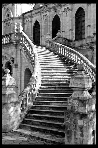 Церковная лестница