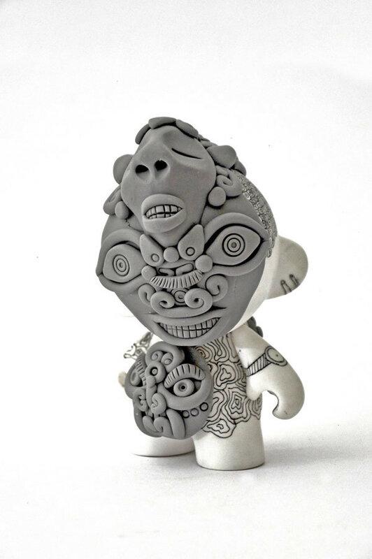 Джош Лу Чи Конг: Гипнотизирующие скульптуры