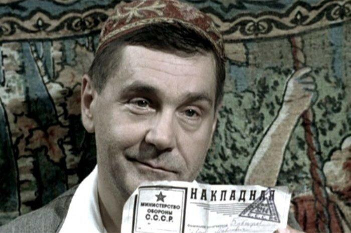 Сергей Маковецкий в фильме *Ликвидация*, 2007