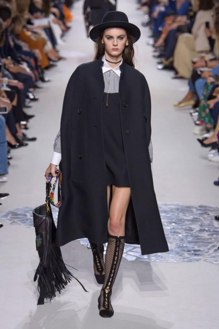 Christian Dior весна-лето 2018