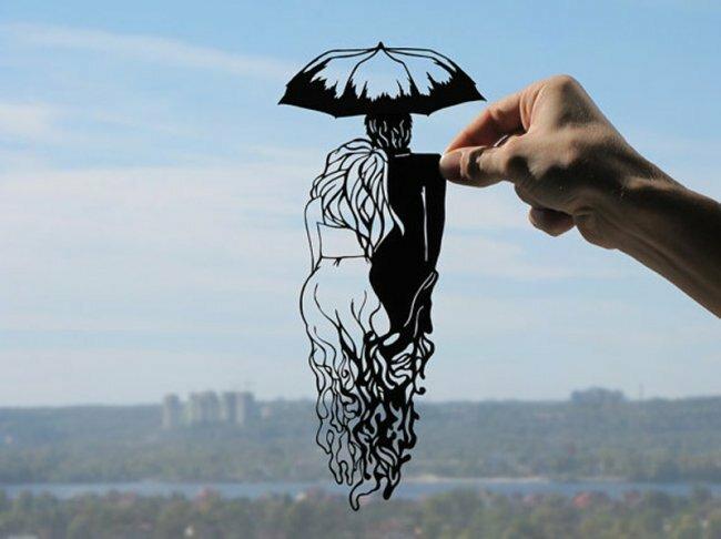 Художественная резьба по бумаге от дуэта DreamPapercut