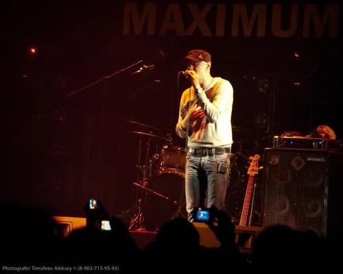 Фоторепортаж, Концерт Бумбокс, Фотограф Тимофеев Алексей, фотография DM-09-10-10 21-24-24