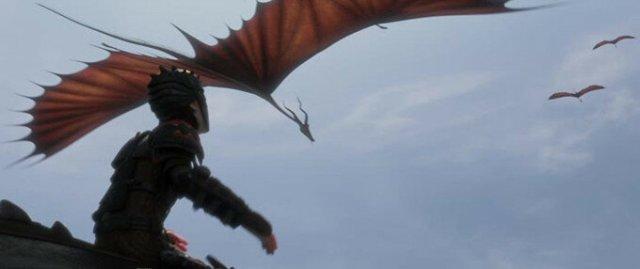 Як приборкати дракона або вікінга