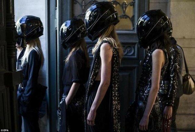 Найнезвичайний тиждень моди в Парижі 2015