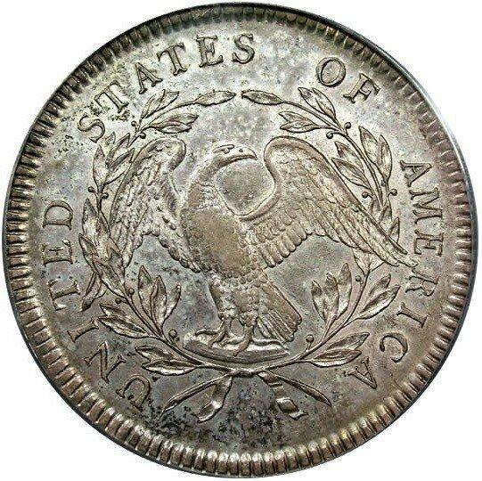 Самая дорогая монета в мире   первый американский доллар