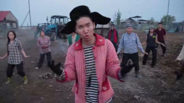 Видео. Злой Мамбет (якутский ганста рэп)