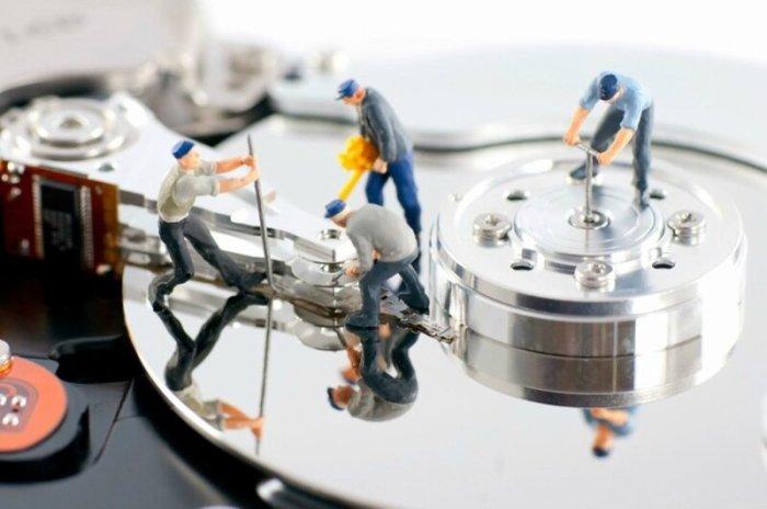 Как можно восстановить данные после того, как жесткий диск был отформатирован