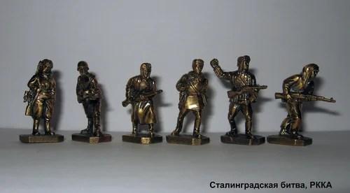 Великая отечественная война. Советские солдаты.