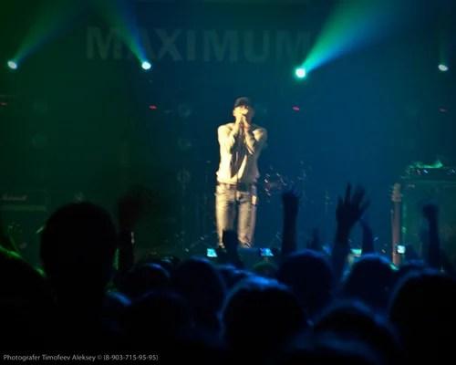 Фоторепортаж, Концерт Бумбокс, Фотограф Тимофеев Алексей, фотография DM-09-10-10 21-22-19