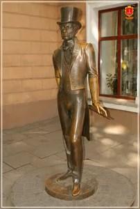 10 февраля - день памяти А.С.Пушкина