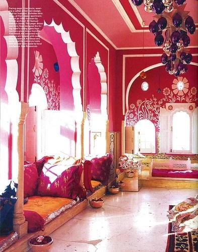индийский декор
