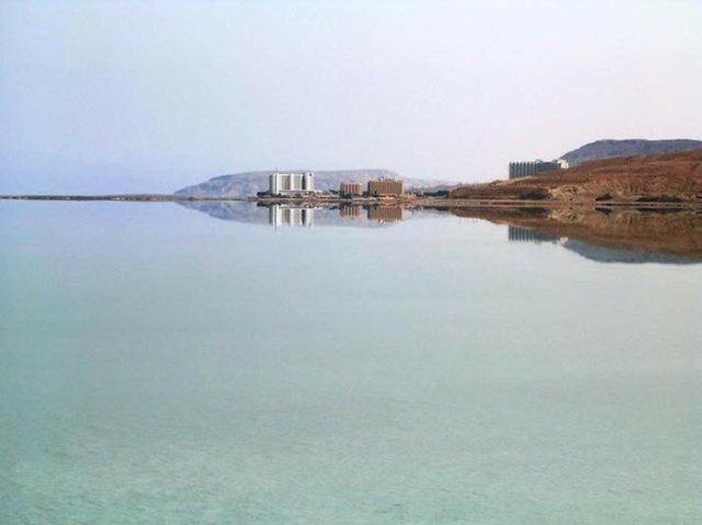 10 фактов о Мертвом море