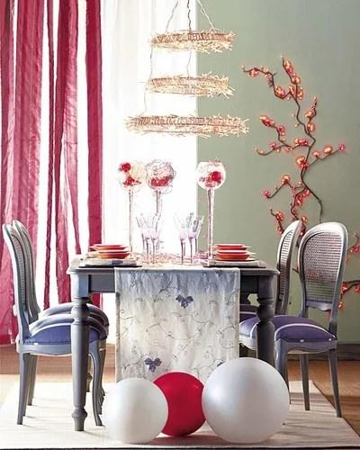 декорирование столовой