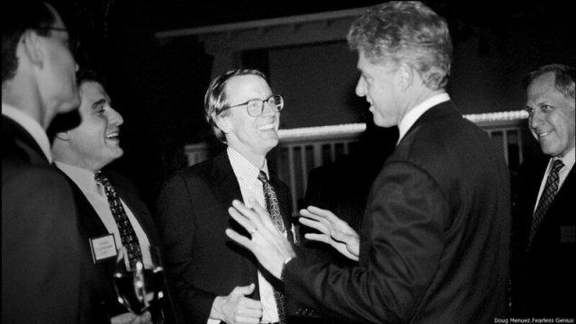 Редкие фотографии Стива Джобса и других известных людей в начале карьеры