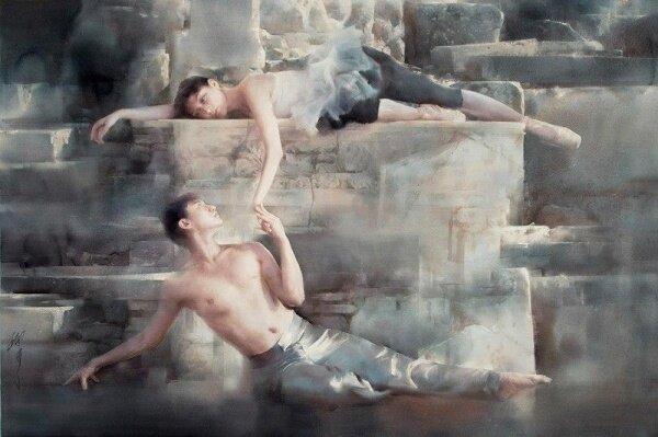 Итоги третьего конкурса Международного Акварельного Общества   International Watercolor Society   IWS 2012-2013