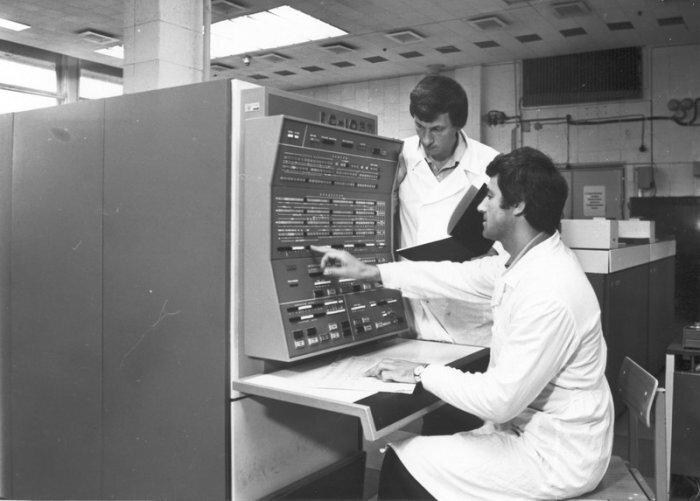 компьютер, СССР, ЭВМ