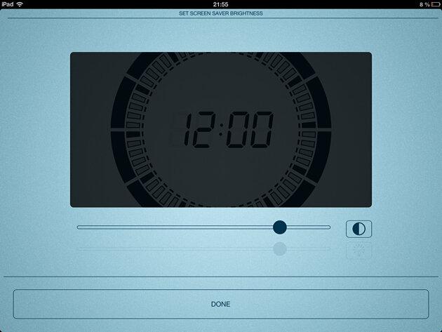 TouchLCD для iPhone и iPad