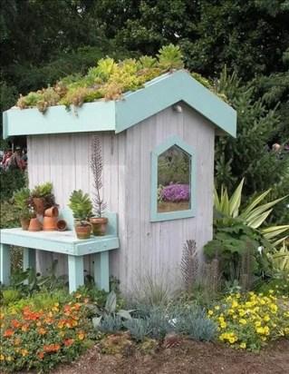 идеи для дачи декор домика