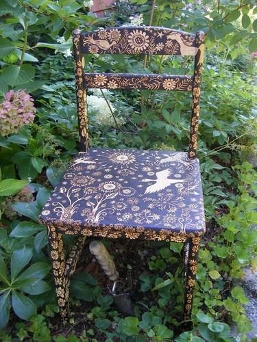 декор мебели своими руками