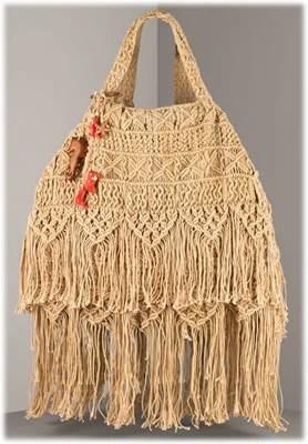 идеи по вязанию крючком сумок