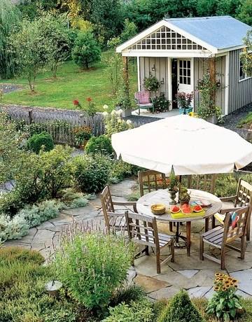 садовый декор