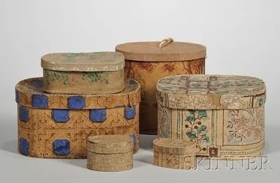 туески декор своими руками хендмейд коробочки