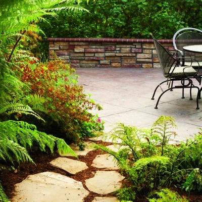 патои на даче идеи дача своими руками отдых в саду фото