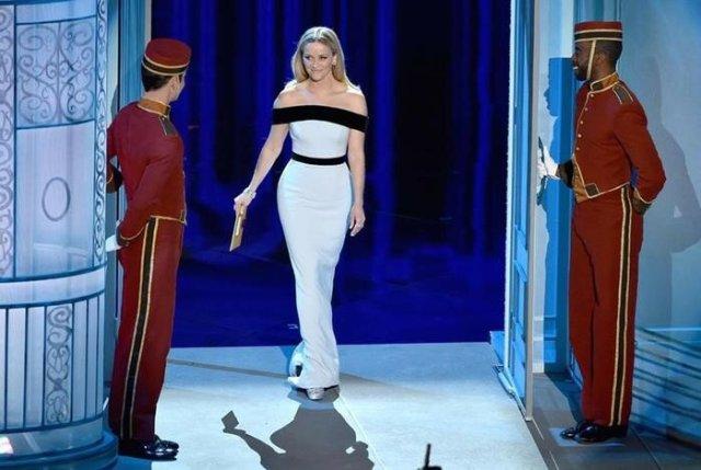 Победители «Оскара 2015»: Фотографии знаменитостей, фильмы, номинации, красная дорожка