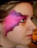 макияж на хеллоуин