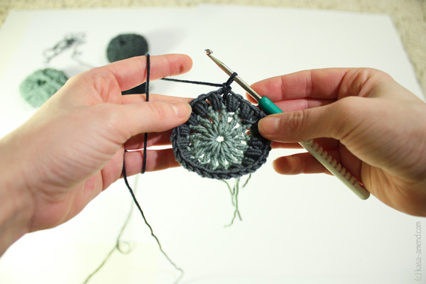 вязание крючком мастер класс