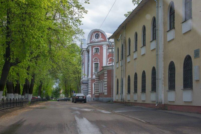 Усадьба И.А. Вахрамеева, Ярославль