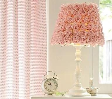 декор лампы своими руками