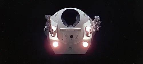 Кадр из к/ф Космическая одиссея 2001