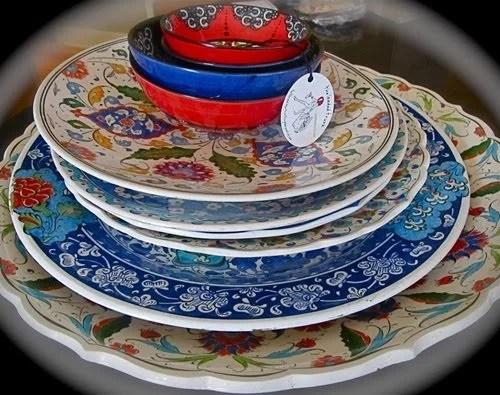 роспись посуды узоры