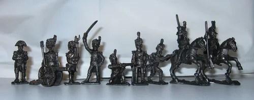 Бородинская битва. Французы.