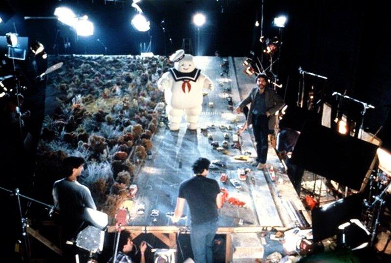 За кадром известных фильмов: интересные фотографии со съемочной площадки