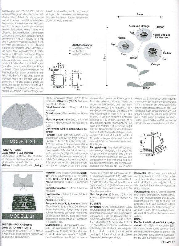 Filati infanti-детский журнал по вязанию. Обсуждение на