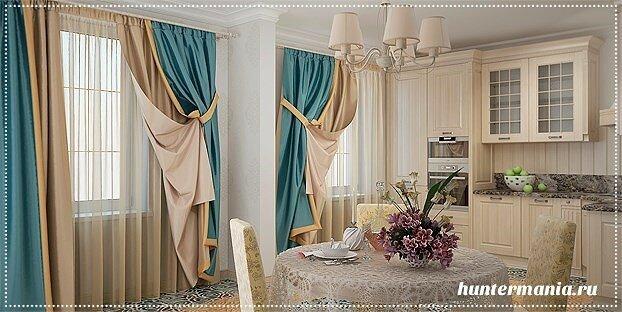 Как выбрать подходящие шторы для окон?