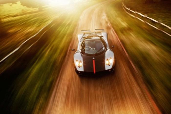 Истон Чанг. Красота автомобилей и дорог.