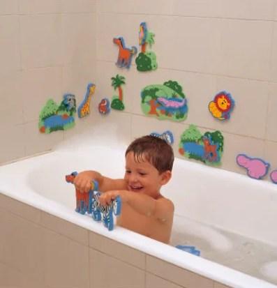 интерьер ванны для малыша