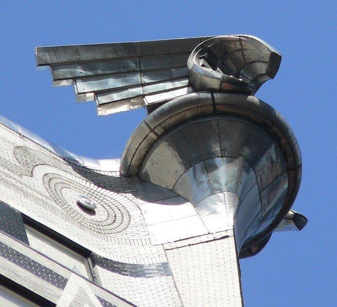 Chrysler Building / Крайслер Билдинг как объект архитектуры, искусства и поп-культуры