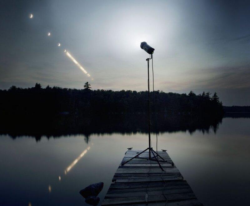 Caleb Charland. Когда встречаются наука и искусство. Научно-ориентированный фотоарт. 23 фото.