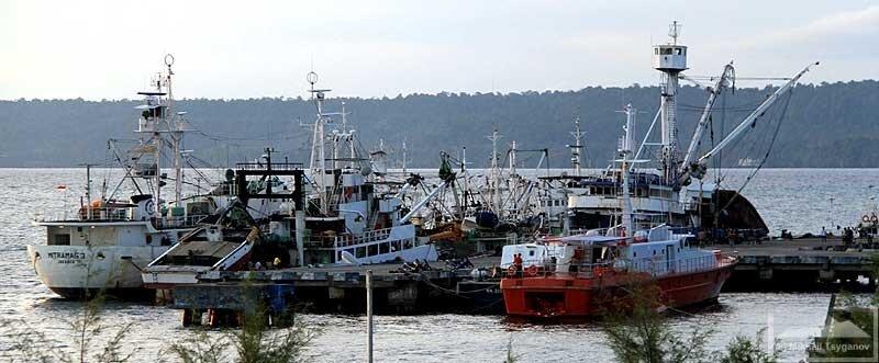 Порт Биака