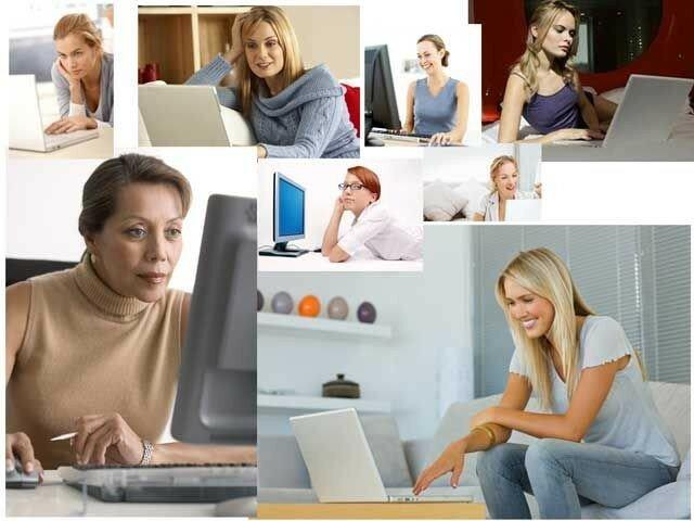 Женский Интернет. Чем заняться в свободную минутку (обновлено)