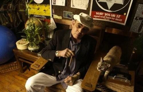 Хантер Стоктон Томпсон / Hunter Stockton Thompson. Великий  совратитель Америки.