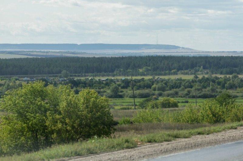 Отрог, Ульяновская область